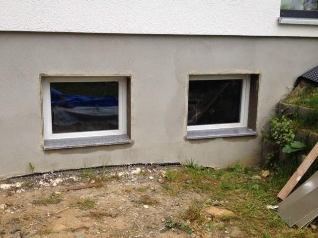 Kellerfenster Dämmen fertighaus allkauf: kellerfenster laibung
