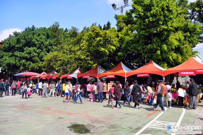 2014小麥文化節 - 台中各區農會攤位