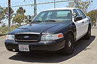 2007 Ford Crown Victoria 33,000 miles
