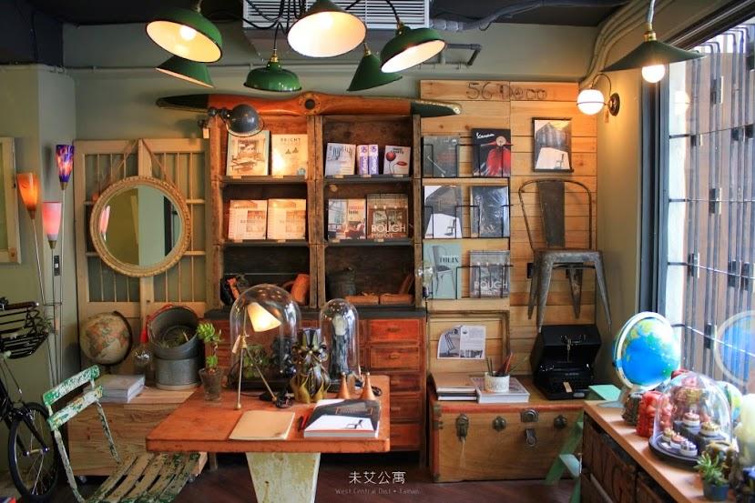 台南中西區咖啡館,未艾公寓-9