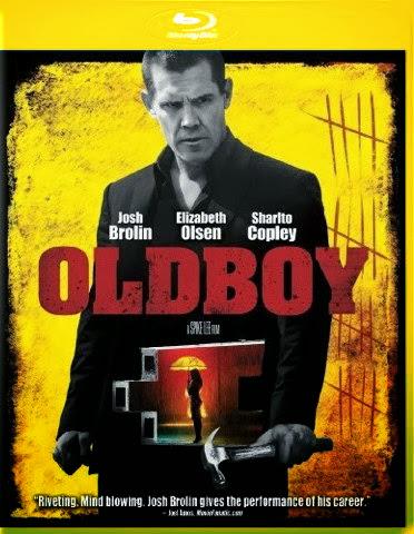 Filme Poster Oldboy - Dias de Vingança BRRip XviD & RMVB Legendado