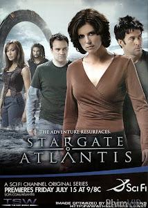 Trận Chiến Xuyên Vũ Trụ 2 - Stargate Atlantis Season 2 poster