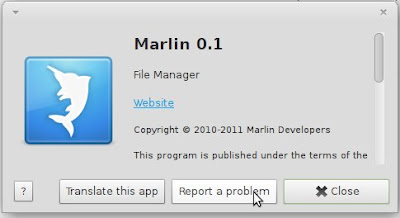 Marlin, another File Browser for Gnome