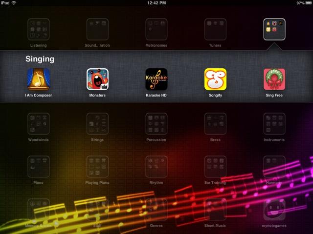 Wormann, K  / Music Apps