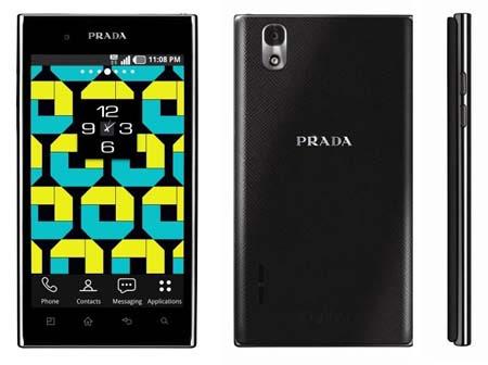 LG Prada 3.0 Review | LG Fashion Phone - LG Prada 3.0 Specs