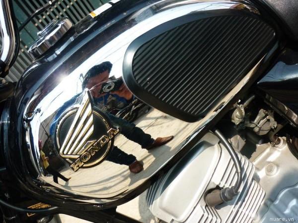 Honda CD 125 Benly - Vị hoàng tử trong lòng người mê xe