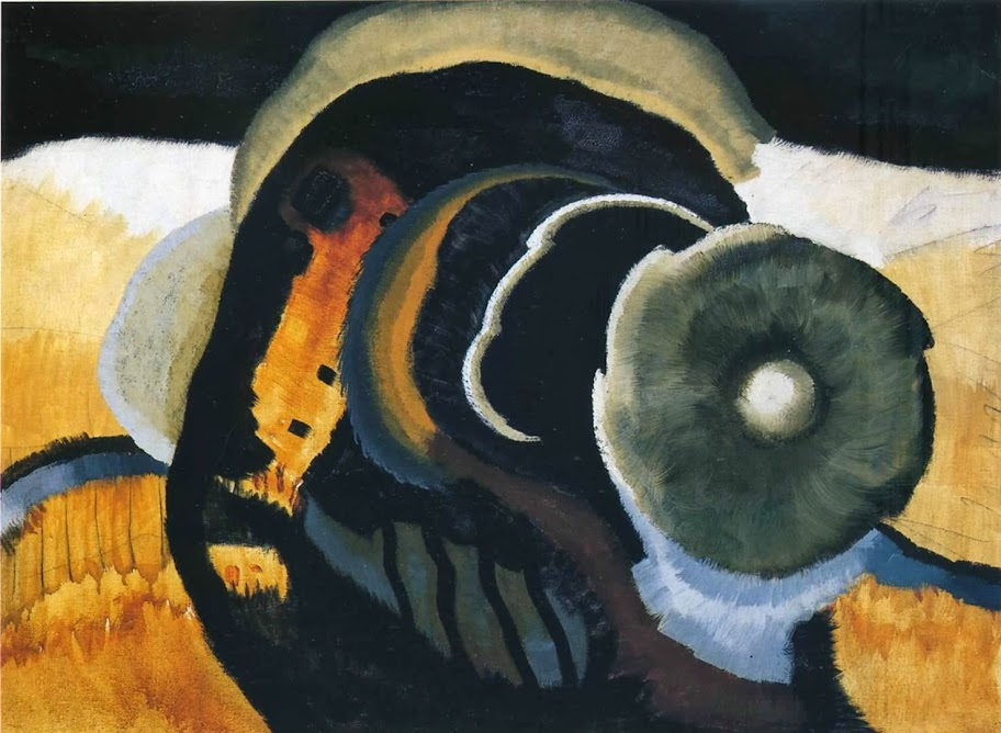 Arthur Dove - Alfies Delight