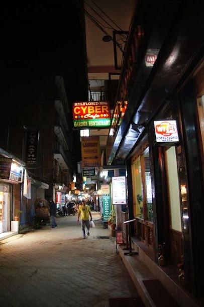 達人帶路-環遊世界-尼泊爾-街頭