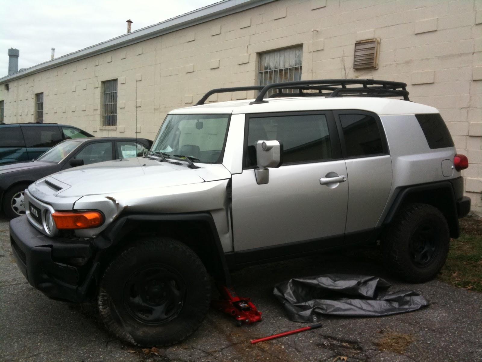 Fj Cruiser Mods : Toyota fj cruiser modifications mods information