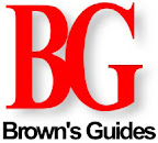 Brown's Guides Where to go and things to do in Georgia