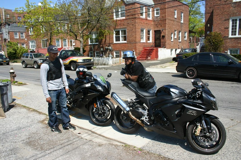 Bike Blessing 2014; Jay and 2shotts
