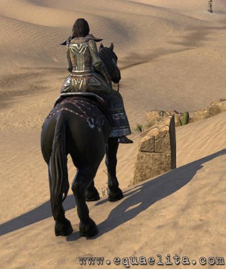 Лошадь в Elder Scrolls Online