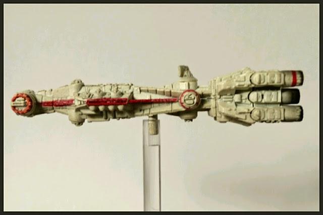 Corbeta CR90 perfil 2