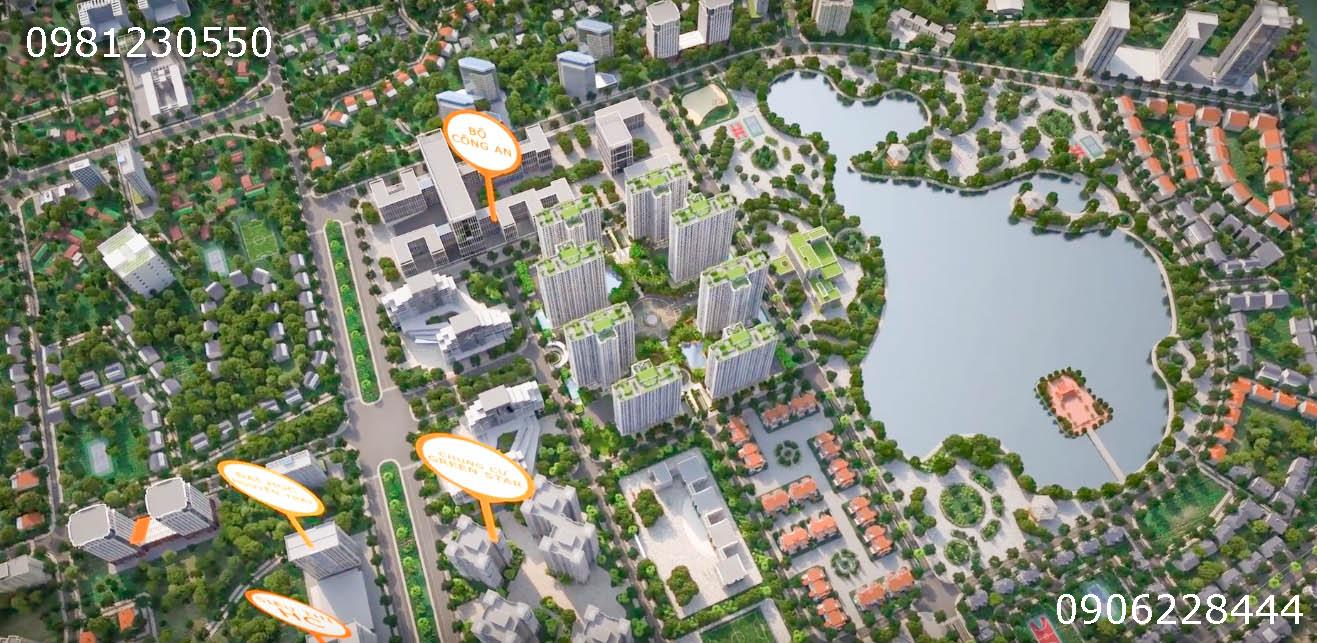Tổ hợp dự án cao cấp AN BÌNH CITY