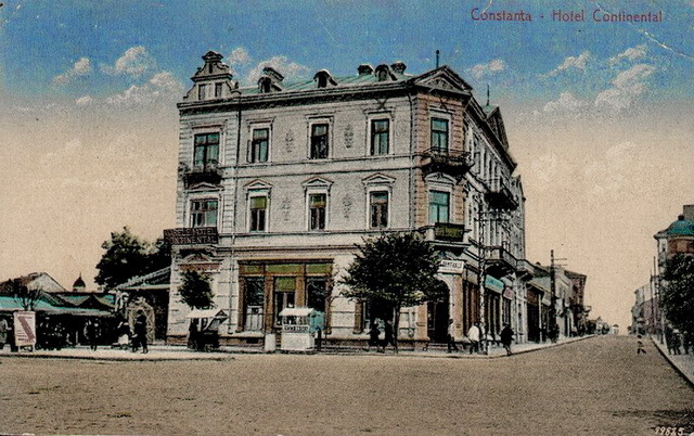 Continental Hotel