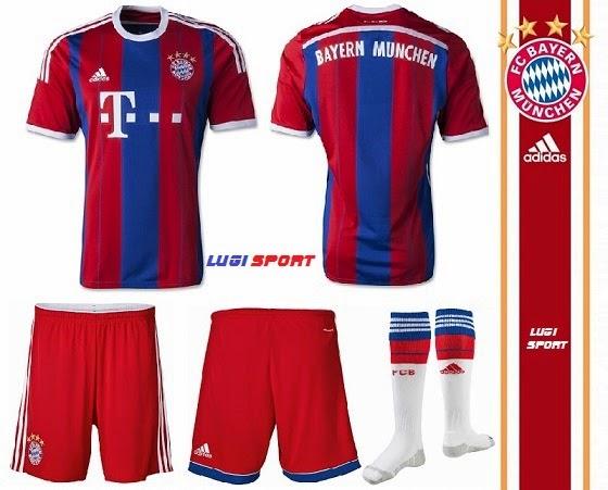 áo bóng đá Bayern Munich