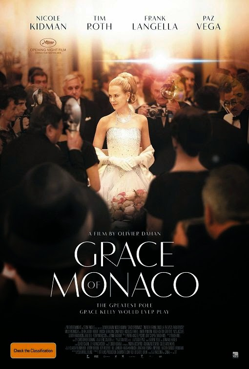 Poster Of English Movie Grace of Monaco (2014) Free Download Full New Hollywood Movie Watch Online At Alldownloads4u.Com
