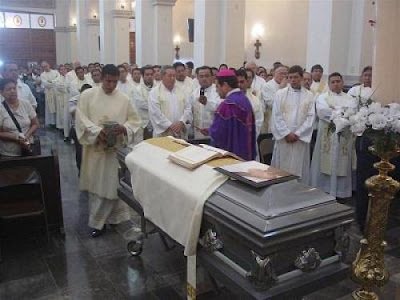 Vatican releases names of murdered missionaries for 2011