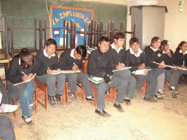 Jornada Escolar en los Caseríos
