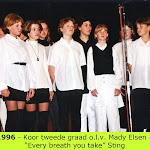 Muziekavond 1996