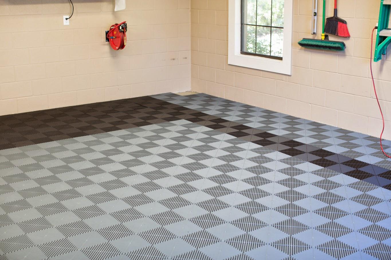 Swisstrax Flooring Obsessed Garage Blog - Traxtile flooring