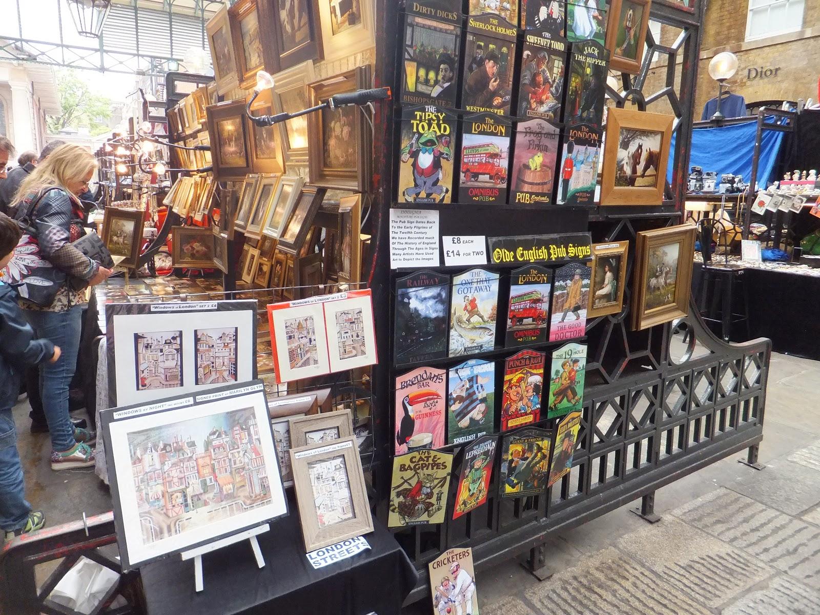 Apple Market, Covent Garden, London, Londres, Elisa N, Blog de Viajes, Lifestyle, Travel