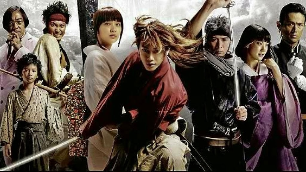 Rurouni Kenshin (Live Action) - Sát Thủ Huyền Thoại | Lãng Khách Rurouni Kenshin | Rurouni Kenshin: Densetsu no Saigo-hen | Rurouni Kenshin: Kyoto Taika-hen