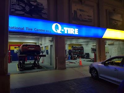 Q-Tire, Al Wakrah Municipality, Qatar | Phone: +974 4415 1218