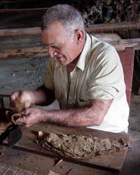 Cigar Roller in Cuba