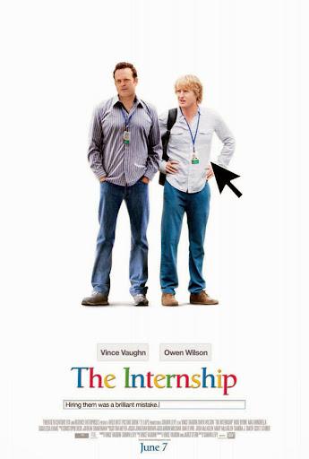 Οι Καταφερτζήδες The Internship Poster