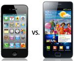iPhone 4S vs Galaxy S 2 iPhone 4S vs. Samsung Galaxy S II Drop (Crash) Test