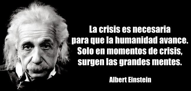 Toda Crisis es SIEMPRE una Oportunidad
