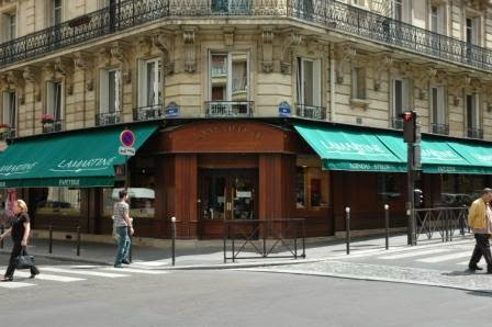 Librairie Lamartine. From 20 + Best English Bookstores in Paris
