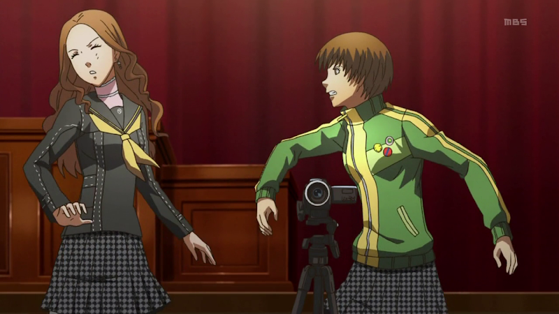 persona 4 dating ai Shin megami tensei: persona 4 questions about dating in persona 4 avatar image man, i was scared when she walks in on my date it ai.