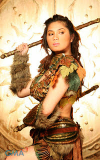 Diana Zubiri Encantadia throwback
