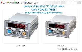 đầu indicator điện tử cas CI-1560A