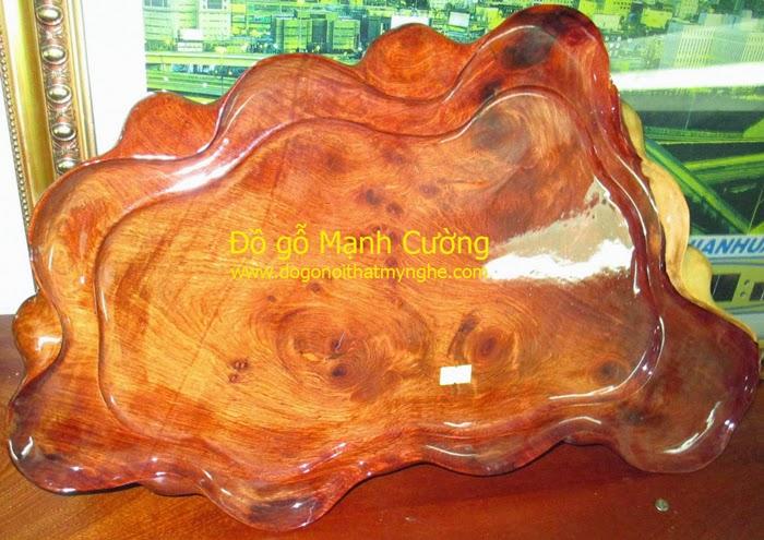 Khay trà gỗ cao cấp mẫu 101