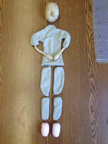 Peace It Back Together: DIY Puppet / Marionette