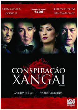 Conspiração Xangai – DVDRip AVI Dual Áudio