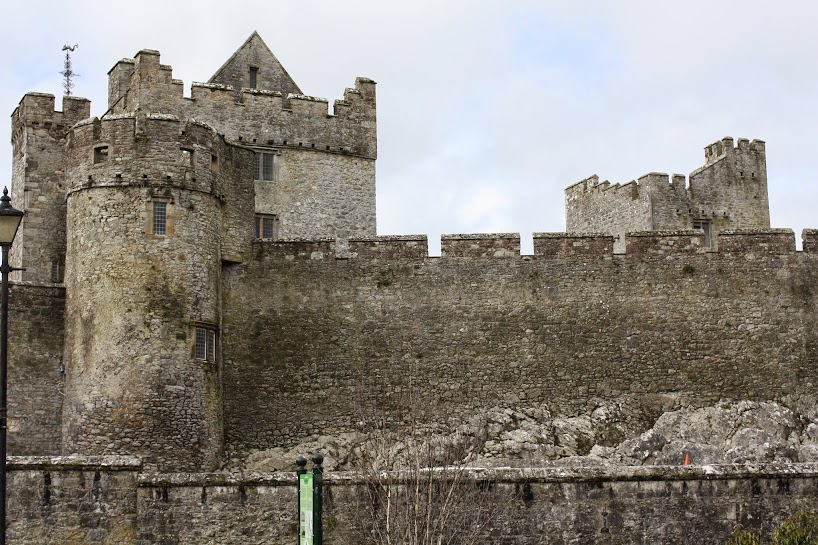 Cahir castle Ireland
