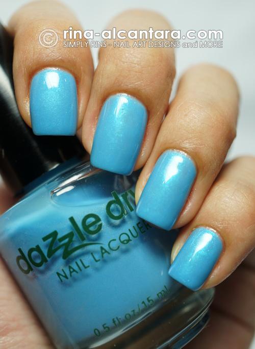 Dazzle Dry Aztec Blue