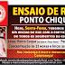 UNIDOS DE PADRE MIGUEL REALIZA ENSAIO DE RUA NESTA SEXTA