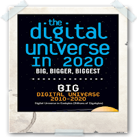 Cloud Infographic: The Digital Universe