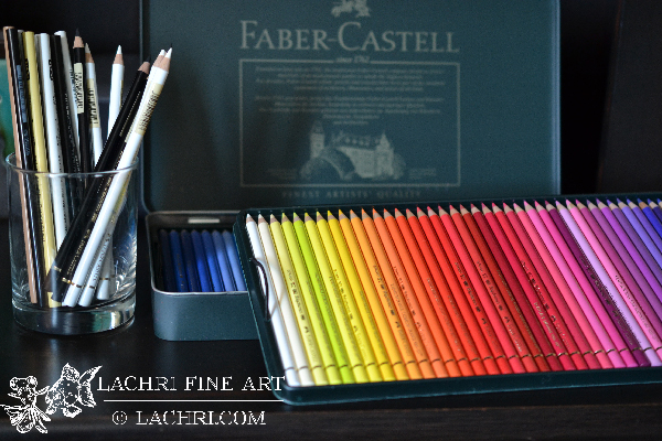 Review: Faber-Castell Polychromos Colored Pencils | Parka Blogs