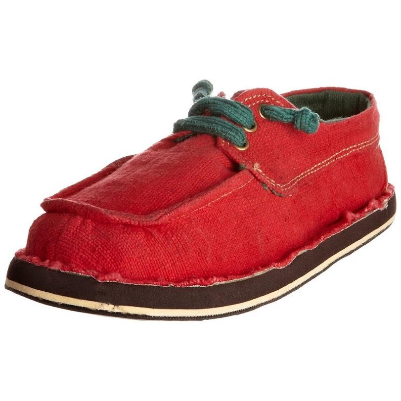 *非洲鞋風格輕鬆表現:soleRebels最原生的Riff Core帆船鞋! 1