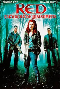 Red A Caçadora de Lobisomens Poster