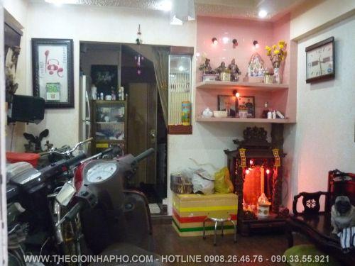 Bán nhà Nguyễn Trãi , Quận 5 giá 2, 45 tỷ - NT21
