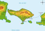 Itinéraire du voyage à Bali