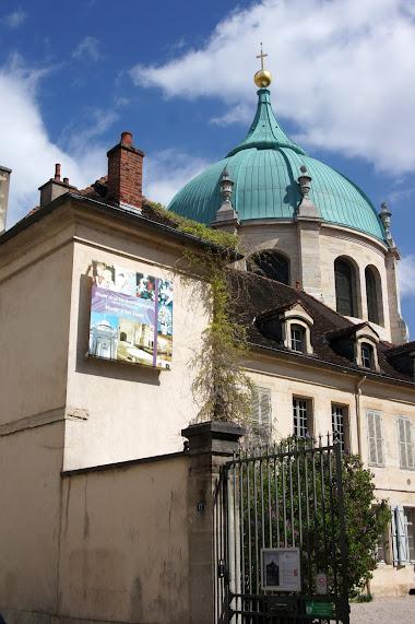 Дижон достопримечательности - Musée d'art sacré