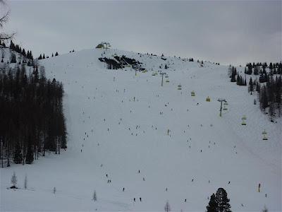 Pista de esquí en Schladming